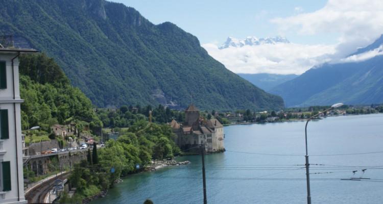 A 2mn de Montreux très bel appartement  image 5