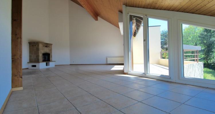 Magnifique attique de 5,5 pièces dans un quartier paisible de Duillier  image 5