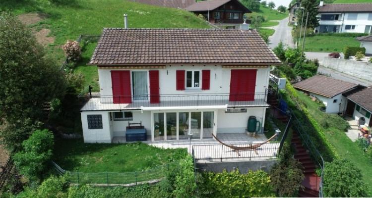 kleines Einfamilienhaus mit herrlicher Fern- und Seesicht image 2