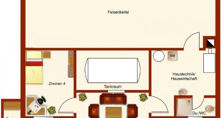 kleines Einfamilienhaus mit herrlicher Fern- und Seesicht image 10