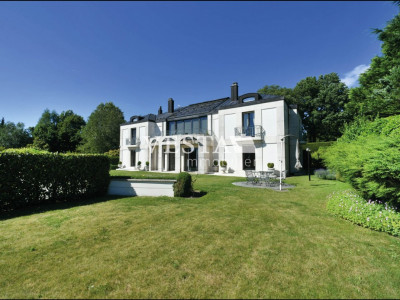 EXCLUSIVITY | Property on the golf course of Lausanne image 1