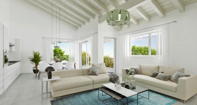FOTI IMMO - Appartement de 3,5 pièces avec balcon. image 2