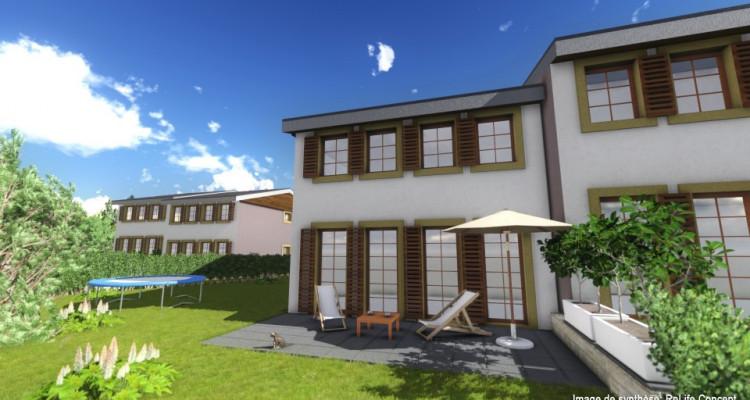 A 10 minutes de Neuchâtel belles villas mitoyenne avec terrasse proche des commodités. image 3