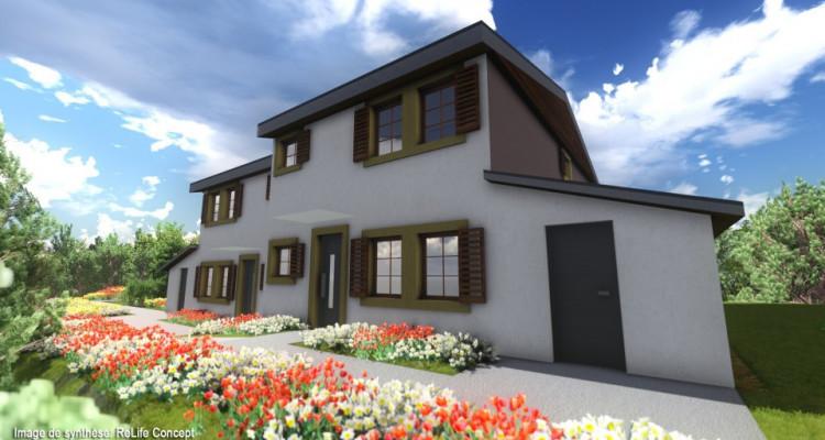 A 10 minutes de Neuchâtel belles villas mitoyenne avec terrasse proche des commodités. image 2