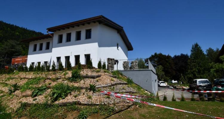 A 10 minutes de Neuchâtel belles villas mitoyenne avec terrasse proche des commodités. image 6