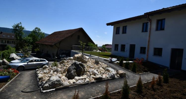 A 10 minutes de Neuchâtel belles villas mitoyenne avec terrasse proche des commodités. image 8