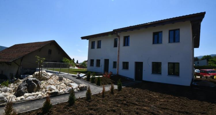 A 10 minutes de Neuchâtel belles villas mitoyenne avec terrasse proche des commodités. image 9