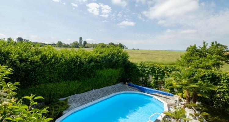 Exclusivité: villa individuelle avec piscine. image 4