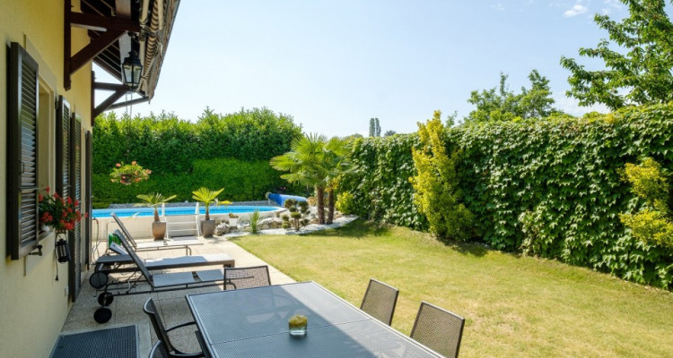 Exclusivité: villa individuelle avec piscine. image 5