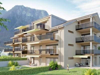 FOTI IMMO - Appartement de 3,5 pièces, 110 m2 de bonheur ! image 1