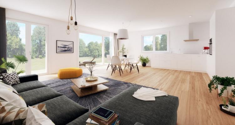 Superbe attique de 2,5 pièces avec balcon sur plan ! image 1
