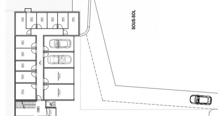Bel appartement MINERGIE de 2,5 pièces avec balcon. image 6
