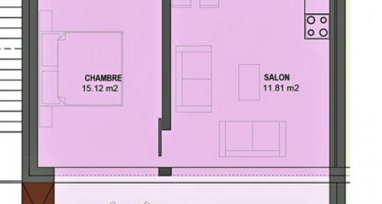 Appartement MINERGIE en attique de 3,5 pièces. image 7