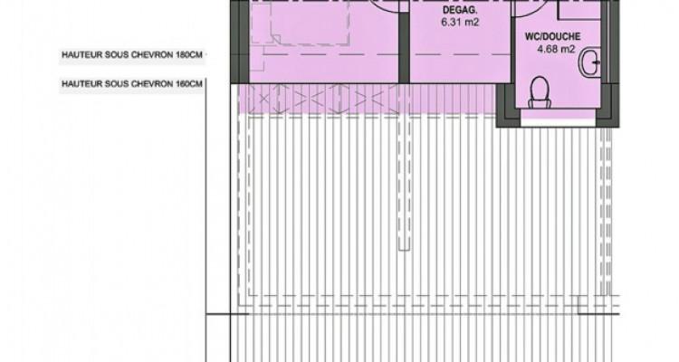 Appartement MINERGIE en attique de 3,5 pièces. image 8