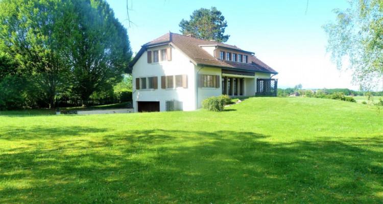 A louer villa traditionnelle à Collex image 9