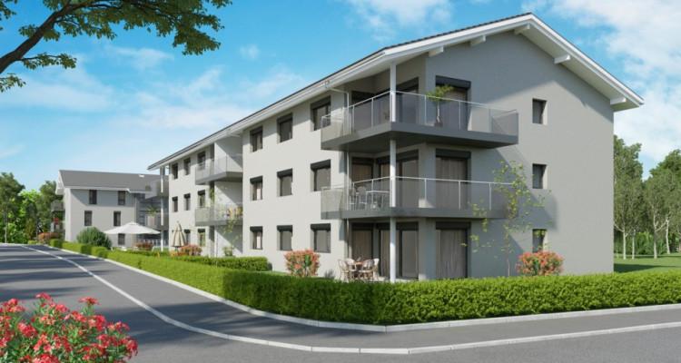 FOTI IMMO- Bel appartement de 4,5 pièces avec jardin. image 1