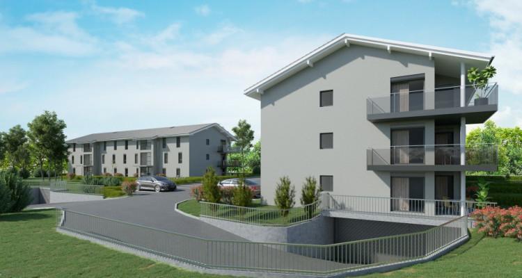 FOTI IMMO- Bel appartement de 4,5 pièces avec jardin. image 4