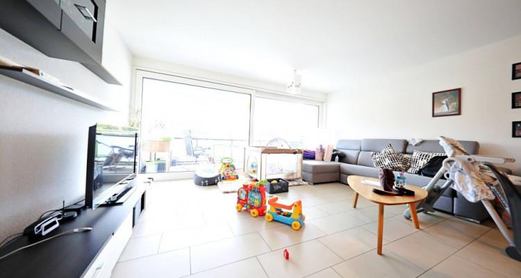 Magnifique appart 3,5 p / 2 chambres / 2 SDB / avec balcon. image 1