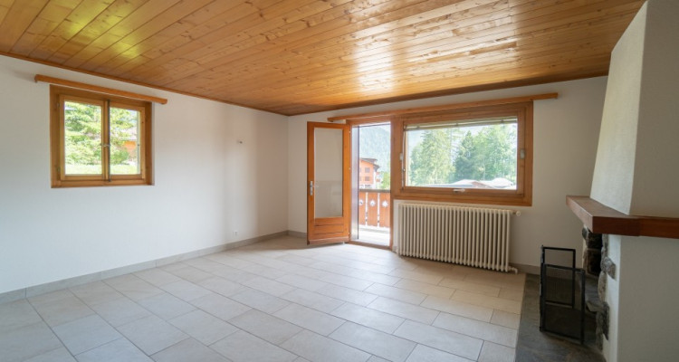 Gryon Immobilier vous propose un appartement de 3 pièces à louer image 1