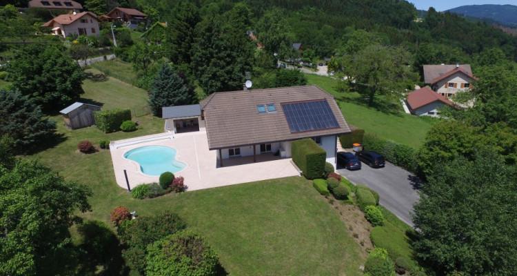 France voisine, belle villa darchitecte  avec vue Alpes image 1