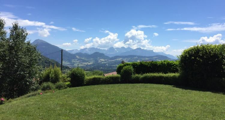 France voisine, belle villa darchitecte  avec vue Alpes image 2