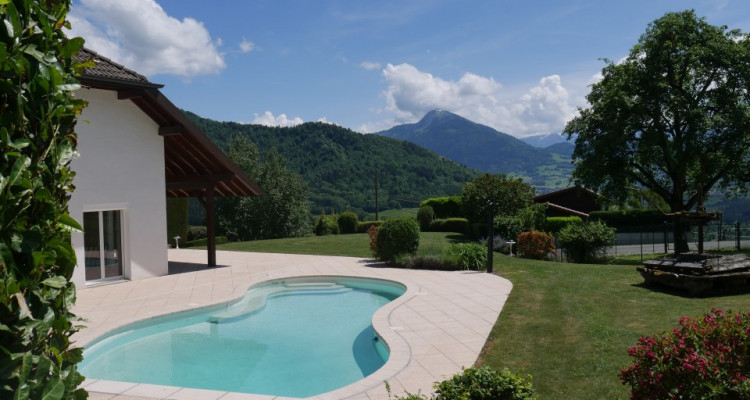 France voisine, belle villa darchitecte  avec vue Alpes image 4