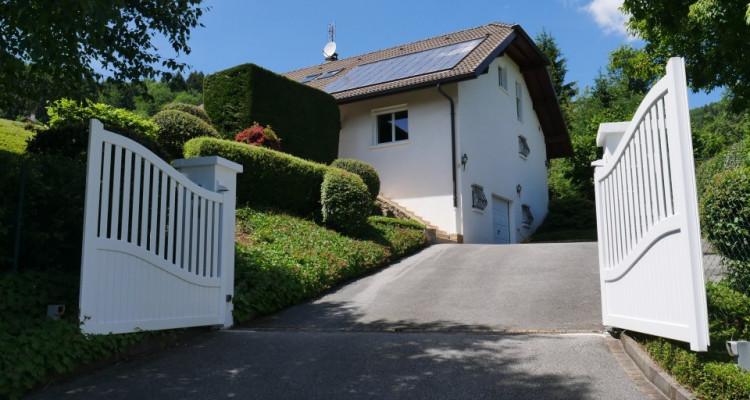 France voisine, belle villa darchitecte  avec vue Alpes image 5