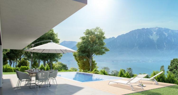 Villa individuelle de 6,5 pièces avec piscine. image 1