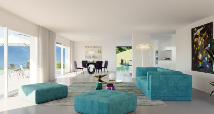 Villa individuelle de 6,5 pièces avec piscine. image 3