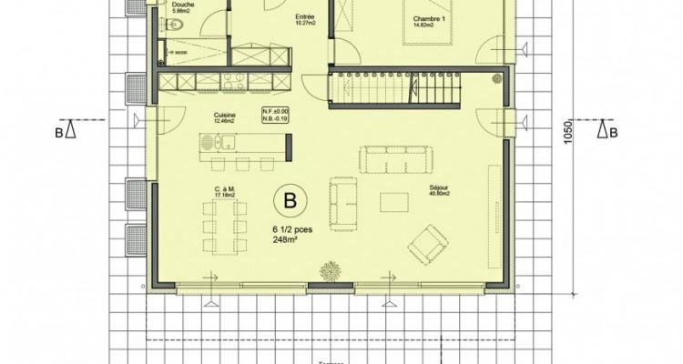 Villa individuelle de 6,5 pièces avec piscine. image 7