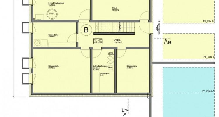 Villa individuelle de 6,5 pièces avec piscine. image 9