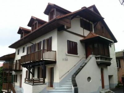 A 2 min. de Montreux, magnifique appartement meublé et rénové de 135 m² habitables avec une vue panoramique sur le lac et les Alpes image 1