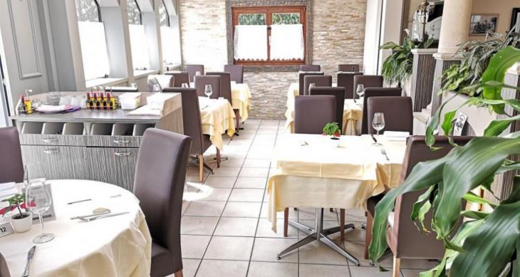 À remettre, Vevey très beau et grand restaurant. image 2