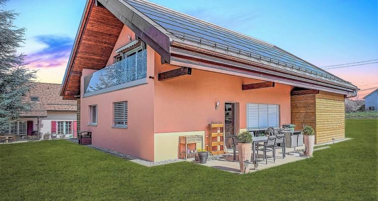 Villa neuve de 2 appartements en Minergie-P à vendre ! image 1