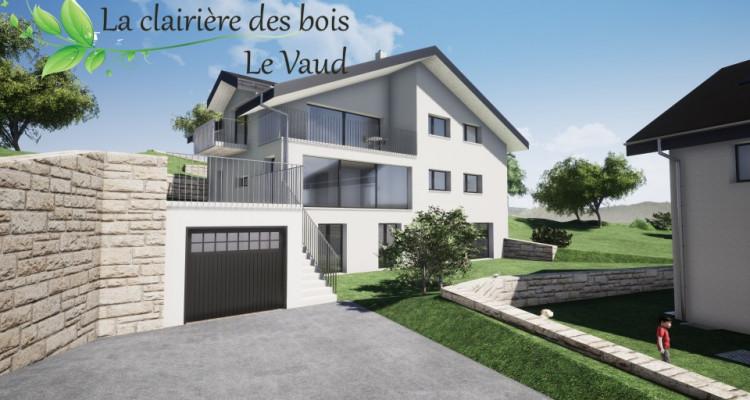 Grande maison pour une grande famille - Villa D neuve sur splendide terrain verdoyant  image 1