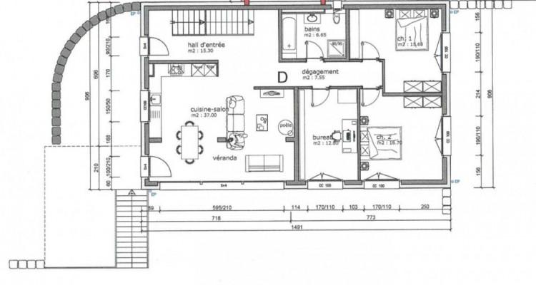 Grande maison pour une grande famille - Villa D neuve sur splendide terrain verdoyant  image 4