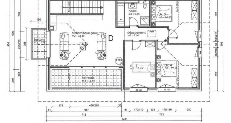 Grande maison pour une grande famille - Villa D neuve sur splendide terrain verdoyant  image 5