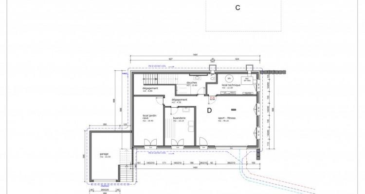Grande maison pour une grande famille - Villa D neuve sur splendide terrain verdoyant  image 6