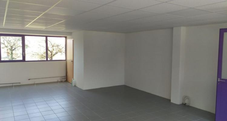 Bureau de 60 m2 au rez-de-chaussée à louer à Puidoux image 6