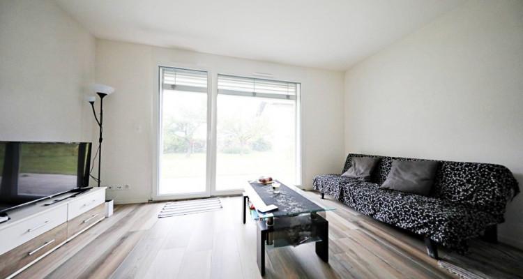 Magnifique appart 3,5 p / 2 chambres / 1 SDB / terrasse avec jardin image 1