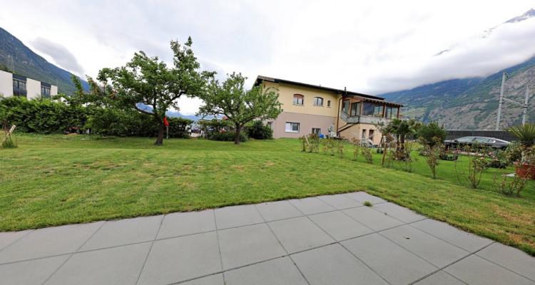 Magnifique appart 3,5 p / 2 chambres / 1 SDB / terrasse avec jardin image 6