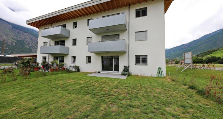 Magnifique appart 3,5 p / 2 chambres / 1 SDB / terrasse avec jardin image 7