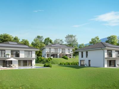 Belle villa mitoyenne de 5,5 pièces avec jardin. image 1
