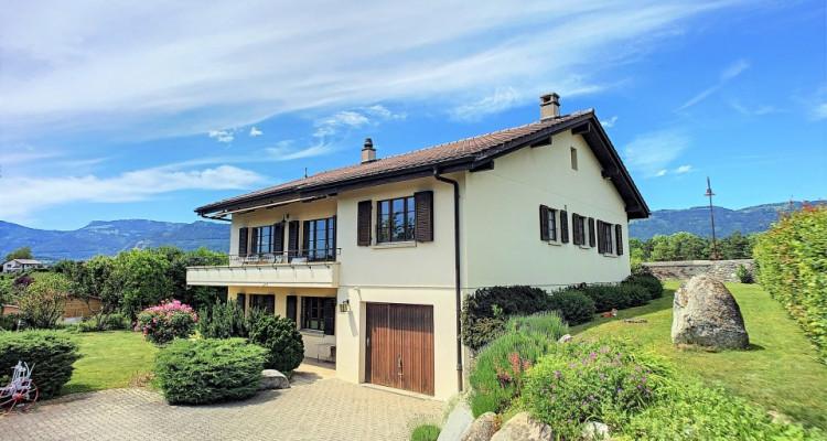 Maison individuelle surplombant Yverdon. image 13