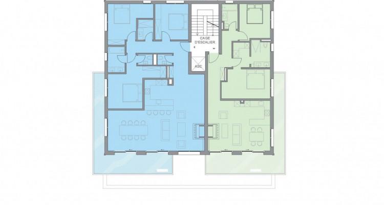 A louer - Appartement 4.5 pièces - Nouveaux Prix !  image 9
