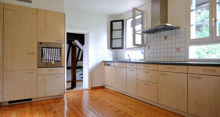 VISITE 3D // Magnifique appart 4,5 p / 3 chambres / 2 SDB / terrasse image 2