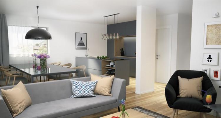 A vendre villa jumelée de 4,5 pièces à Chöex image 3