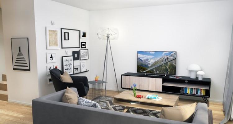 A vendre villa jumelée de 4,5 pièces à Chöex image 4