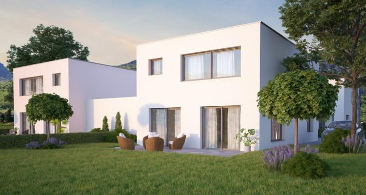 C-Immo vous propose une villa individuelle de 5.5 pièces sur plans image 1