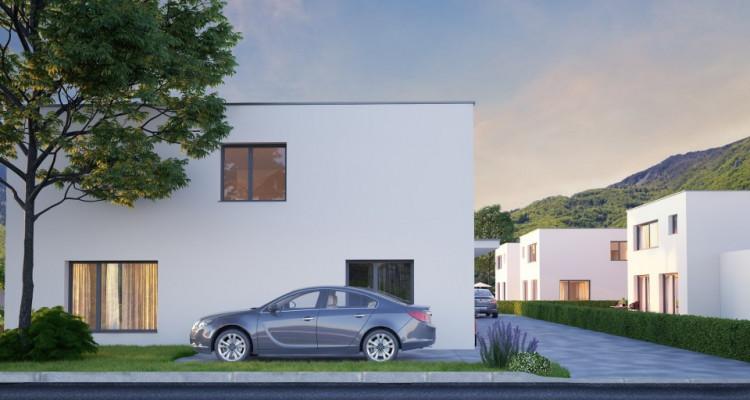C-Immo vous propose une villa individuelle de 5.5 pièces sur plans image 4